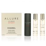 Chanel - ALLURE HOMME SPORT edt vapo 3x20 60 ml