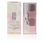 Clinique - ALL ABOUT SHADOW quad #06-pink chocolate 4.8 gr