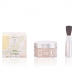 Clinique - BLENDED face powder&brush #20-invisible blend 35 gr