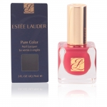 Estee Lauder - PURE COLOR nail lacquer #21-pure red 9 ml