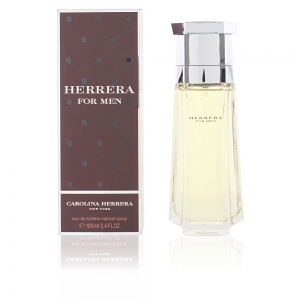 CAROLINA HERRERA MEN edt vapo 100 ml