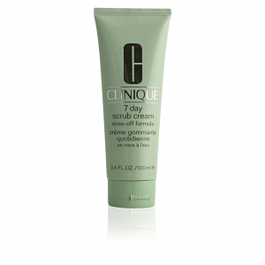 7 DAY SCRUB cream rinse off formula 100 ml
