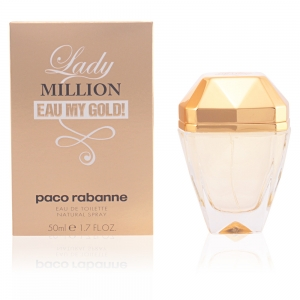 LADY MILLION EAU MY GOLD! edt vapo 50 ml